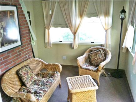 Dennisport Cape Cod vacation rental - Cozy Sun-room