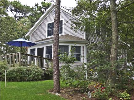 South Orleans Cape Cod vacation rental - Secluded Orleans rental with water access