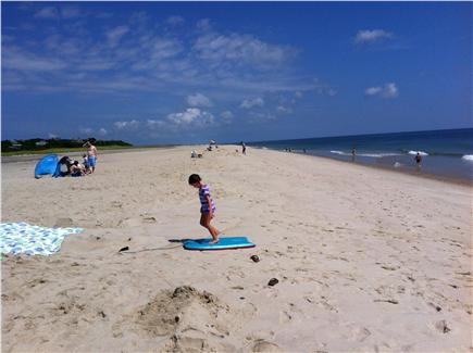 South Orleans Cape Cod vacation rental - Nearby Nauset Beach