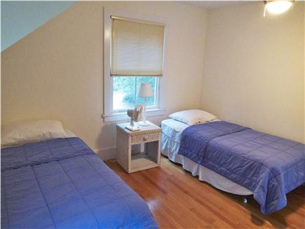 South Orleans Cape Cod vacation rental - Second Floor bedroom with two twin beds