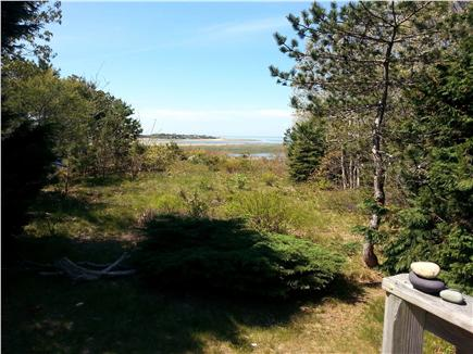 South Wellfleet Cape Cod vacation rental - Spring view of the water