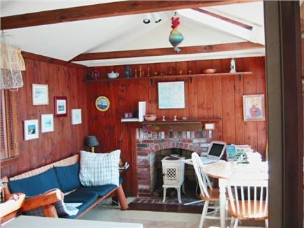 Wellfleet Cape Cod vacation rental - Inside...