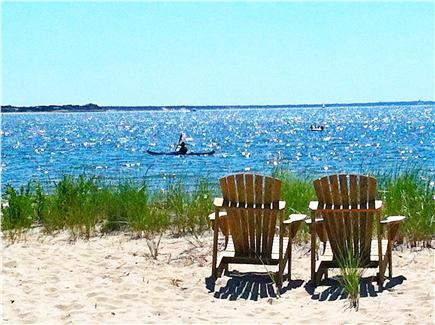 Wellfleet Cape Cod vacation rental - Walking to the Town Pier