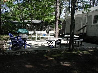 West Yarmouth Cape Cod vacation rental - Beautiful, fenced in back yard