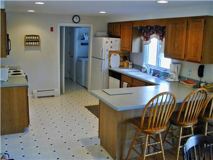 Harwich Cape Cod vacation rental - Full kitchen with dining bar