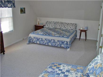 Harwich Cape Cod vacation rental - 2nd floor king bedroom w/ extra single bed