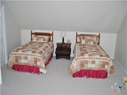 Harwich Cape Cod vacation rental - 2nd floor twin bedroom