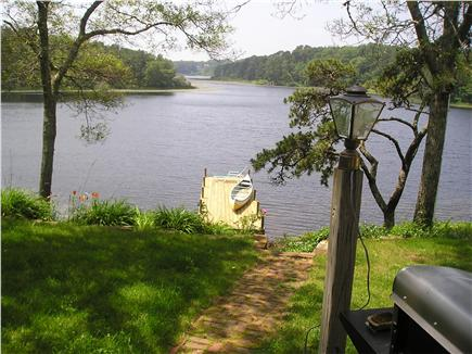 Chatham Cape Cod vacation rental - View from backyard