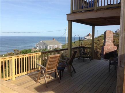 Wellfleet Cape Cod vacation rental - New Large deck and screened porch