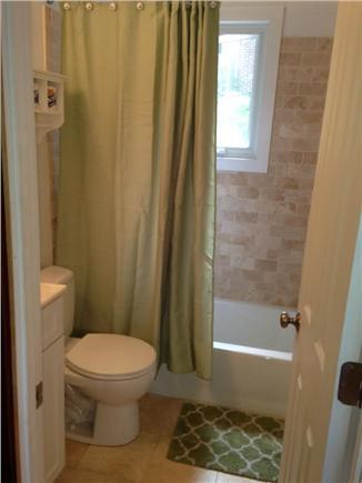 Wellfleet Cape Cod vacation rental - Newly-renovated bathroom