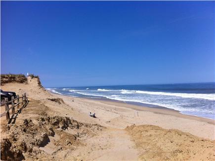 Wellfleet Cape Cod vacation rental - Short drive to the beautiful Wellfleet ocean beaches.