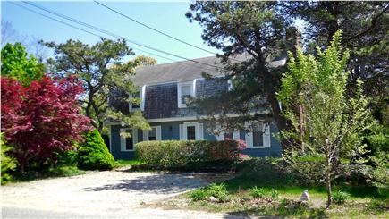 North Eastham Cape Cod vacation rental - Front of home with parking for 3 cars