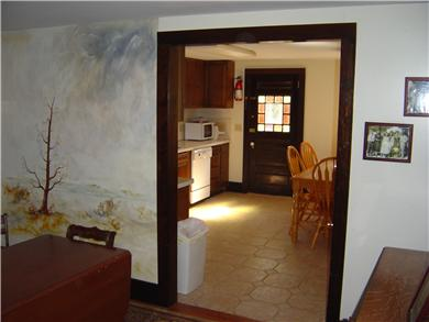 North Eastham Cape Cod vacation rental - Dining/game room