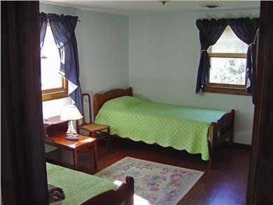 North Eastham Cape Cod vacation rental - Bedroom #2 Twins