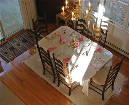 Pocasset (Wings Neck) Pocasset vacation rental - Classic dining area designed for gathering
