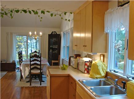 Pocasset (Wings Neck) Pocasset vacation rental - Spacious kitchen equipped with everything you need