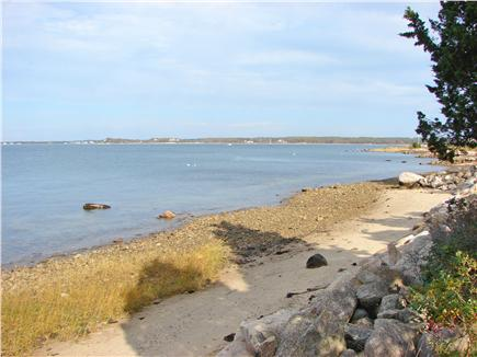 Pocasset (Wings Neck) Pocasset vacation rental - Swim & fish on our private sandy beach