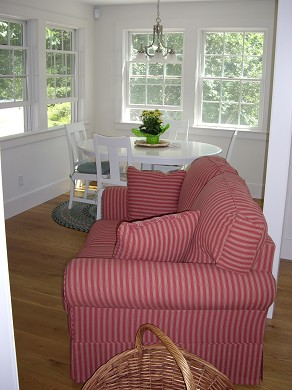 Chatham Cape Cod vacation rental - Dining & Secondary sitting area