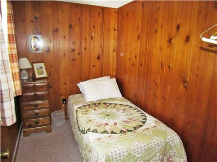 Truro Cape Cod vacation rental - A bedroom (one twin bed)