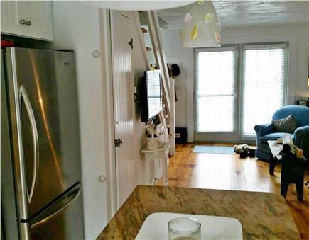 New Seabury, Mashpee New Seabury vacation rental - Kitchen looking into living area