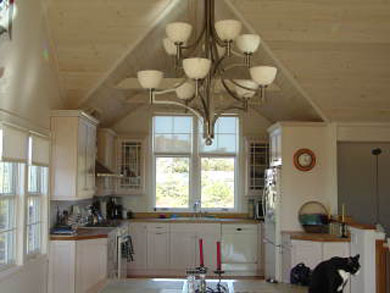 Truro Cape Cod vacation rental - Kitchen--fully outfitted by restaurant-owner