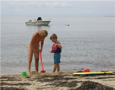 Truro Cape Cod vacation rental - Lookout Bluff, Association Beach, 3 minute walk from house