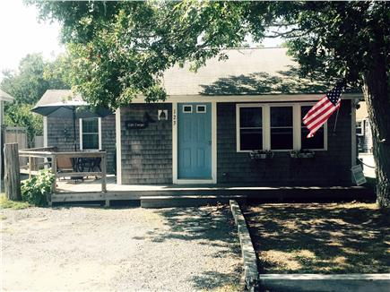 South Yarmouth/Bass River Cape Cod vacation rental - Front of cottage