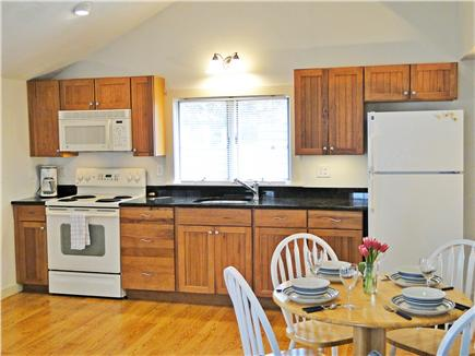 South Yarmouth/Bass River Cape Cod vacation rental - New granite counter tops, lovely kitchen