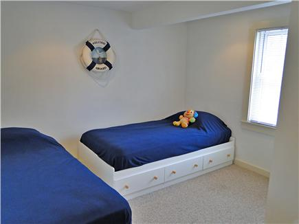 South Yarmouth/Bass River Cape Cod vacation rental - Twin bedroom, great for kids