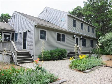 Wellfleet Cape Cod vacation rental - Entrance to property