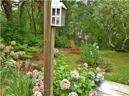 Provincetown Cape Cod vacation rental - Yard and Garden