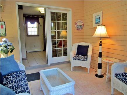East Falmouth Cape Cod vacation rental - Sit back, relax, read a book in the Sun Room