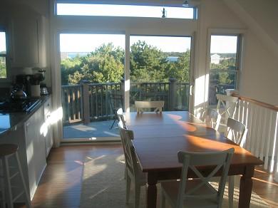 Wellfleet Cape Cod vacation rental - Dining Room Area