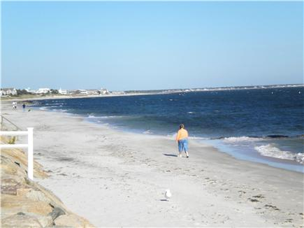 South Yarmouth Cape Cod vacation rental - Thatcher Town Park/Seaview Beach