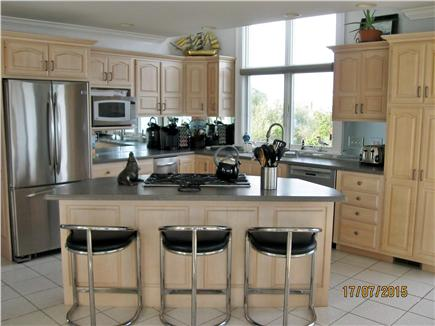 West Yarmouth Cape Cod vacation rental - Kitchen area