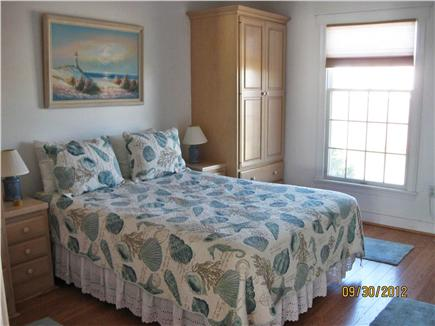 West Yarmouth Cape Cod vacation rental - 1st floor bedroom with queen size bed