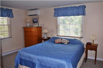 Brewster Cape Cod vacation rental - First floor bedroom with en suite bathroom