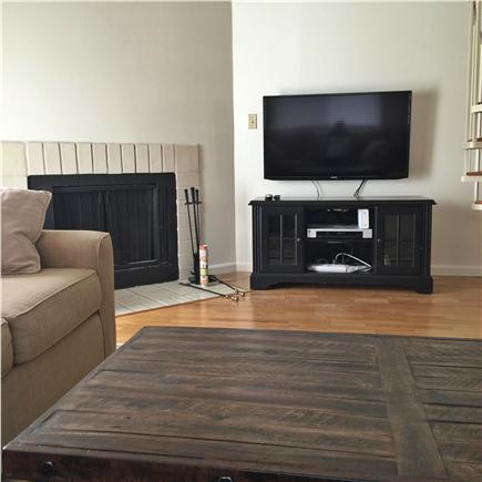 Brewster Cape Cod vacation rental - Fireplace, TV, High speed internet, Netflix, Amazon, Hulu, HBO-GO