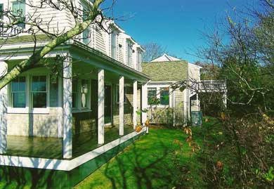 Hyannis Cape Cod vacation rental - The Main House and Carriage House