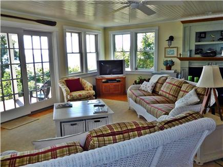 Hyannis Cape Cod vacation rental - A quiet reading space