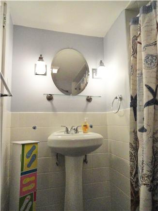 Dennisport Cape Cod vacation rental - Another view of the new full bathroom