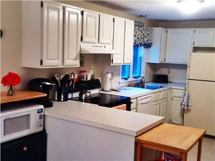 Falmouth Cape Cod vacation rental - Clean and bright kitchen