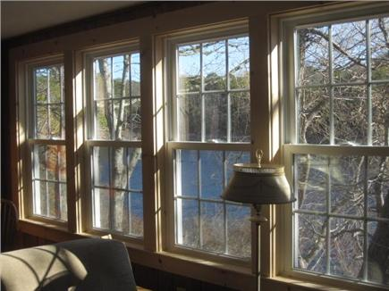 Eastham Cape Cod vacation rental - Great views from the living area