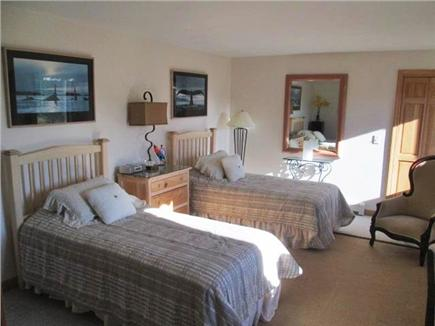 Truro Cape Cod vacation rental - One of the large Twin Bedrooms