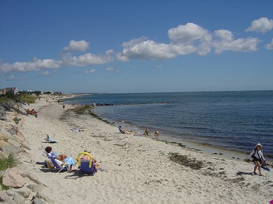 South Yarmouth Cape Cod vacation rental - Parkers River Beach is 500 feet away!