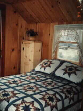 West Dennis Cape Cod vacation rental - Bedroom example
