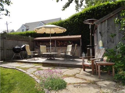 Provincetown, West End Cape Cod vacation rental - Sun deck