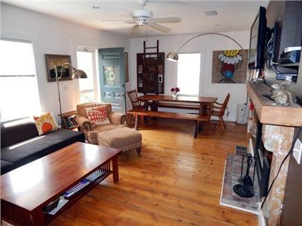 Provincetown, West End Cape Cod vacation rental - Dining Area
