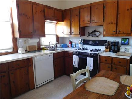 W. Dennis Cape Cod vacation rental - Large, eat-in kitchen