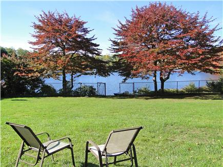 Falmouth Cape Cod vacation rental - A great place to read, play games, and rest. Fall foliage!